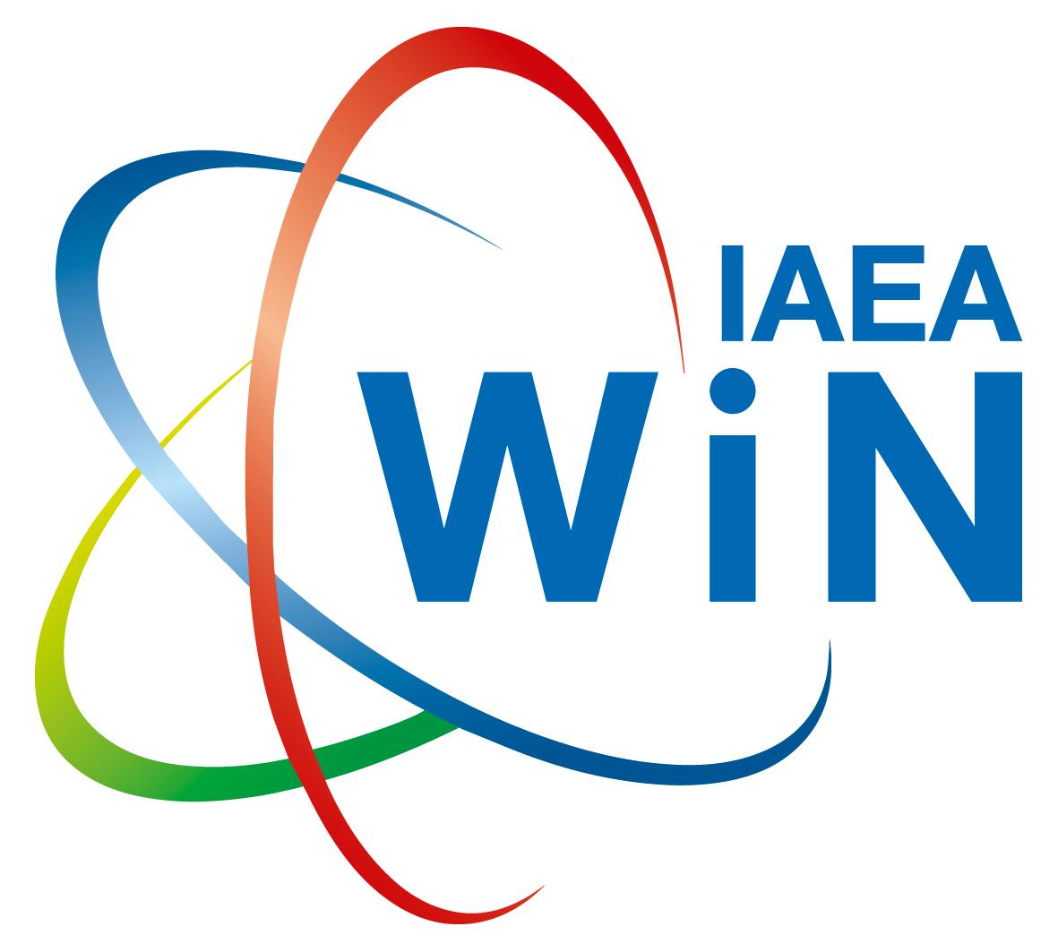 WiN IAEA logo